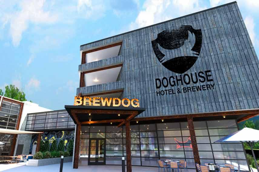 BrewDog's DogHouse Craft Beer Hotel