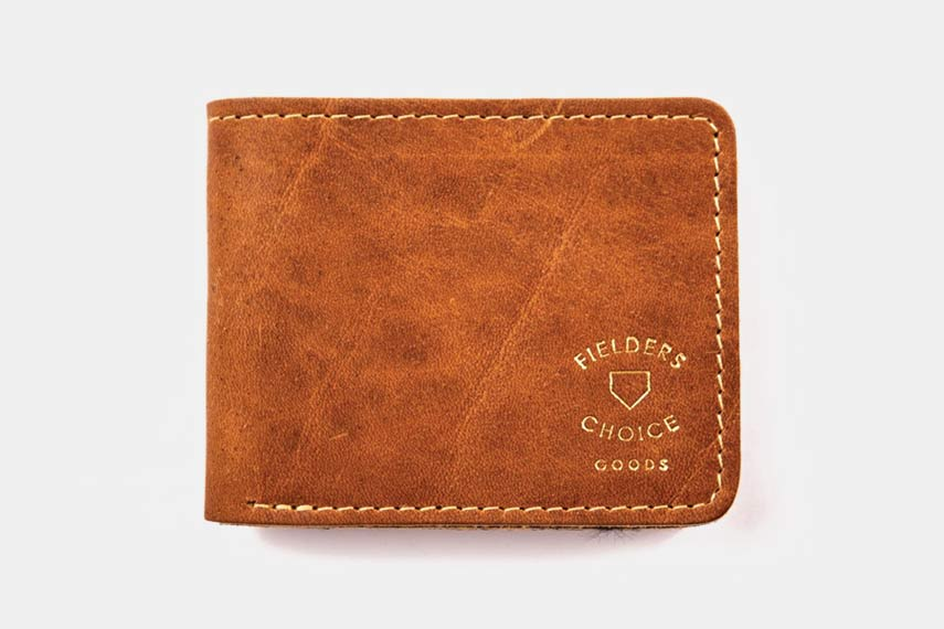 Fielder's Choice Classics Billfold Wallet