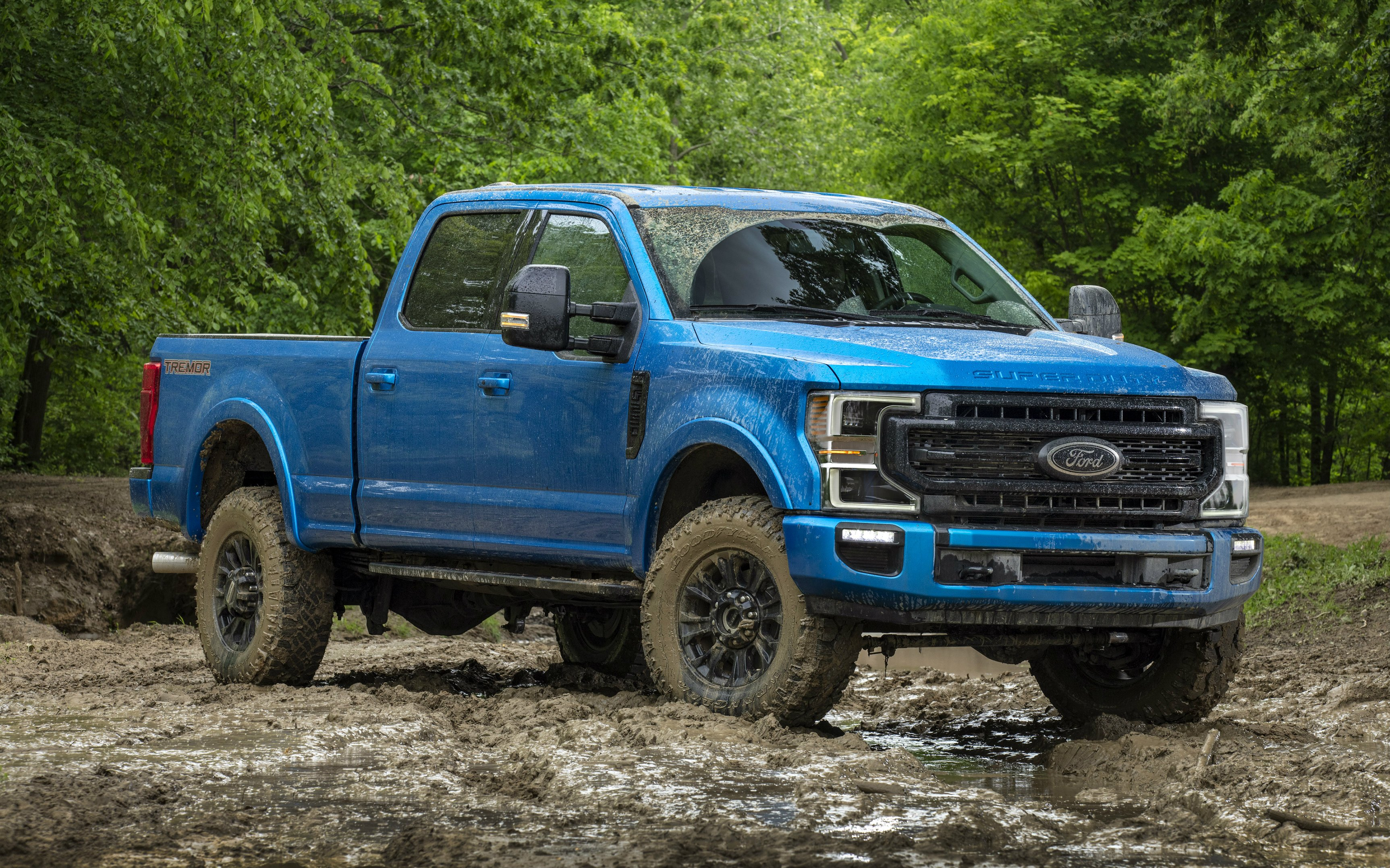 Ford 2020 F-Series Super Duty Tremor Off-Road Package