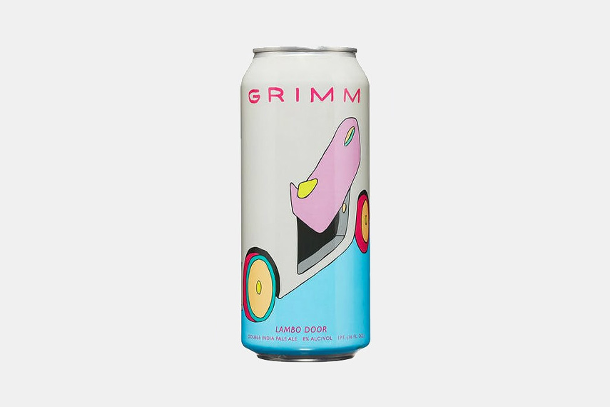 Grimm Ales Lambo Door Double IPA