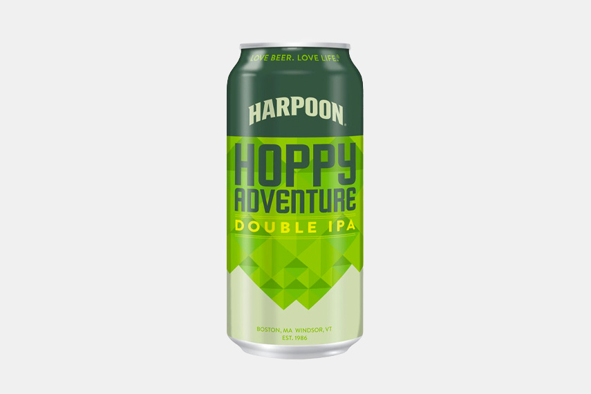 Harpoon Hoppy Adventure Double IPA