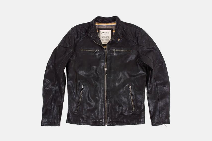25 Best Men's Leather Jackets | GearMoose