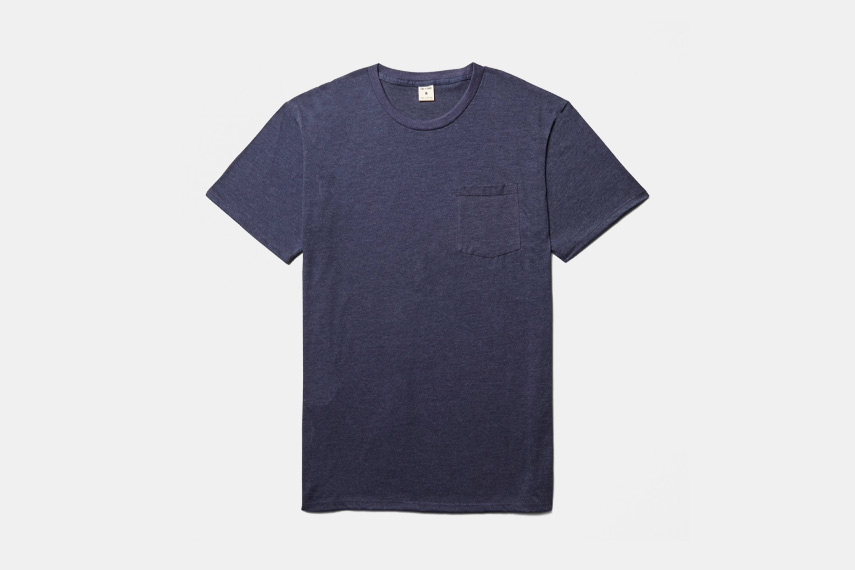 Line of Trade Pocket Tee