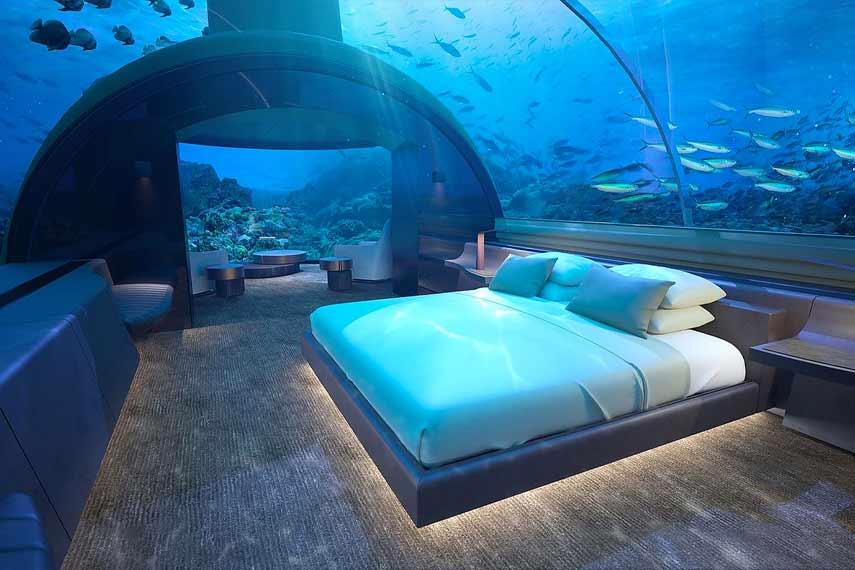 Muraka Underwater Residence