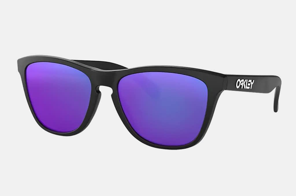 Oakley Frogskins Eclipse Sunglasses