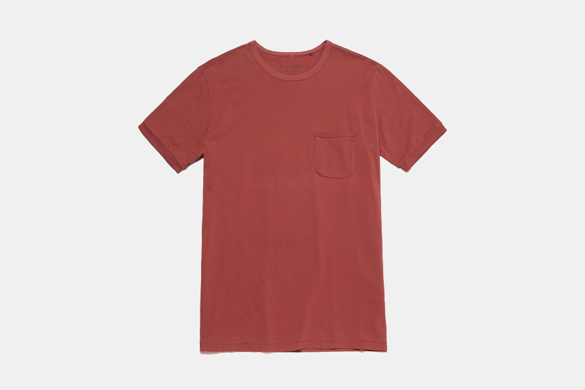 Outerknown Sojourn Pocket Tee