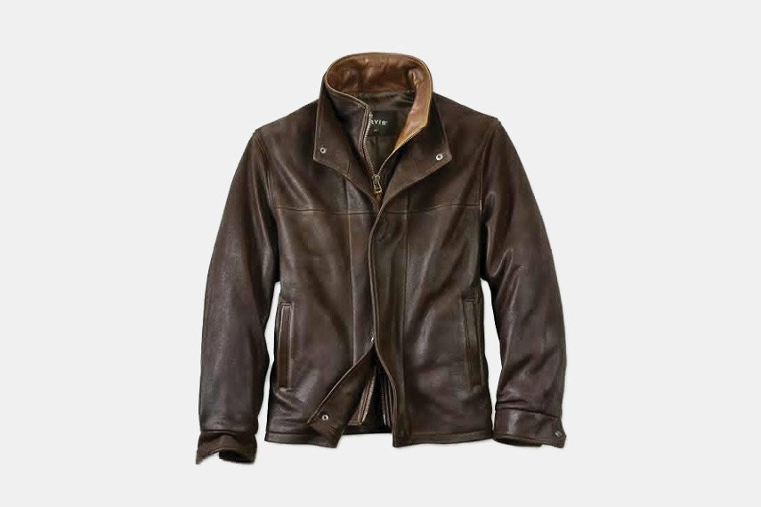 bad8bb958c0 25 Best Men's Leather Jackets | GearMoose
