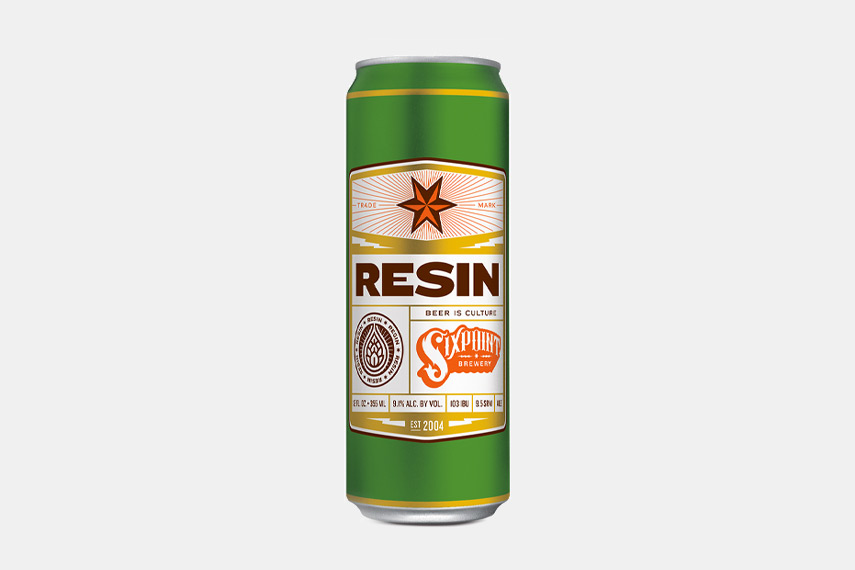 Sixpoint Resin Imperial IPA