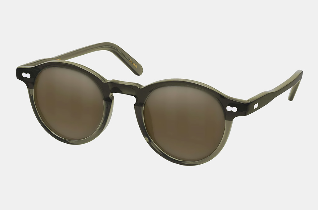 Todd Snyder x Moscot Miltzen Sunglasses