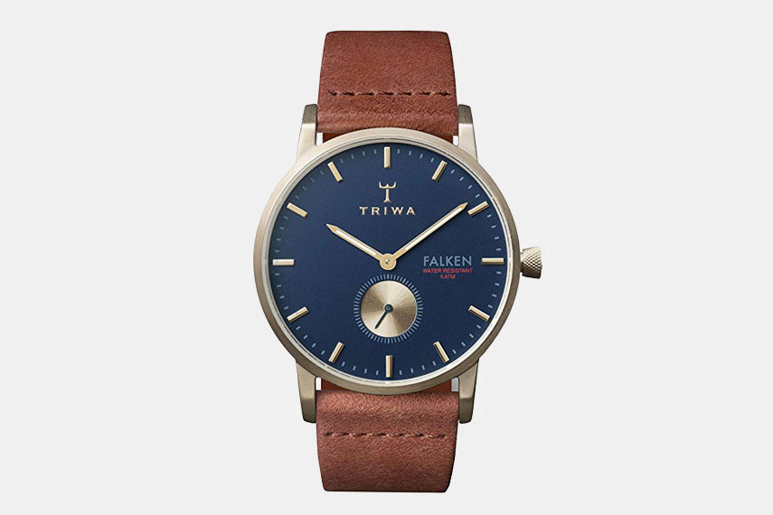 TRIWA Falken Men's Minimalist Dress Watch