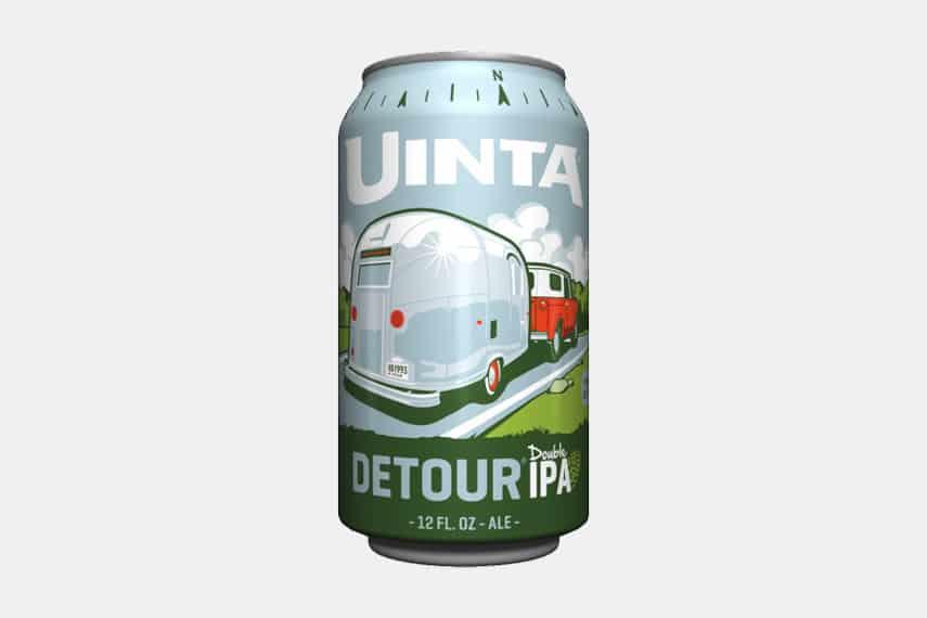 Uinta Detour Double IPA