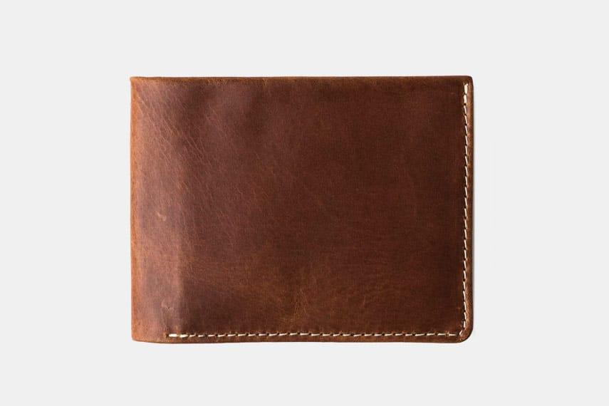 WP Standard Leather Bifold Wallet