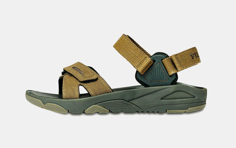 Filson x Merrell Convert Sandals