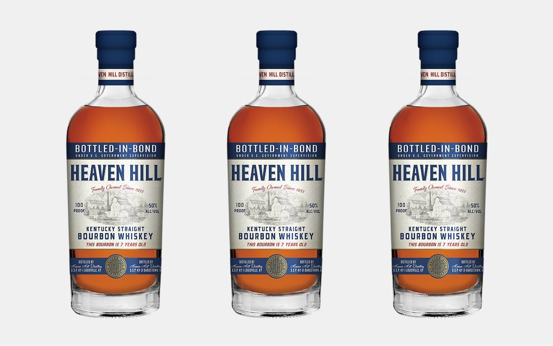 Heaven Hill Bottled-In-Bond Kentucky Straight Bourbon Whiskey