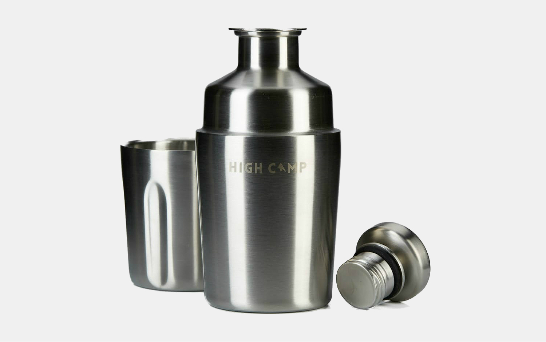 High Camp Halflight Flask 375