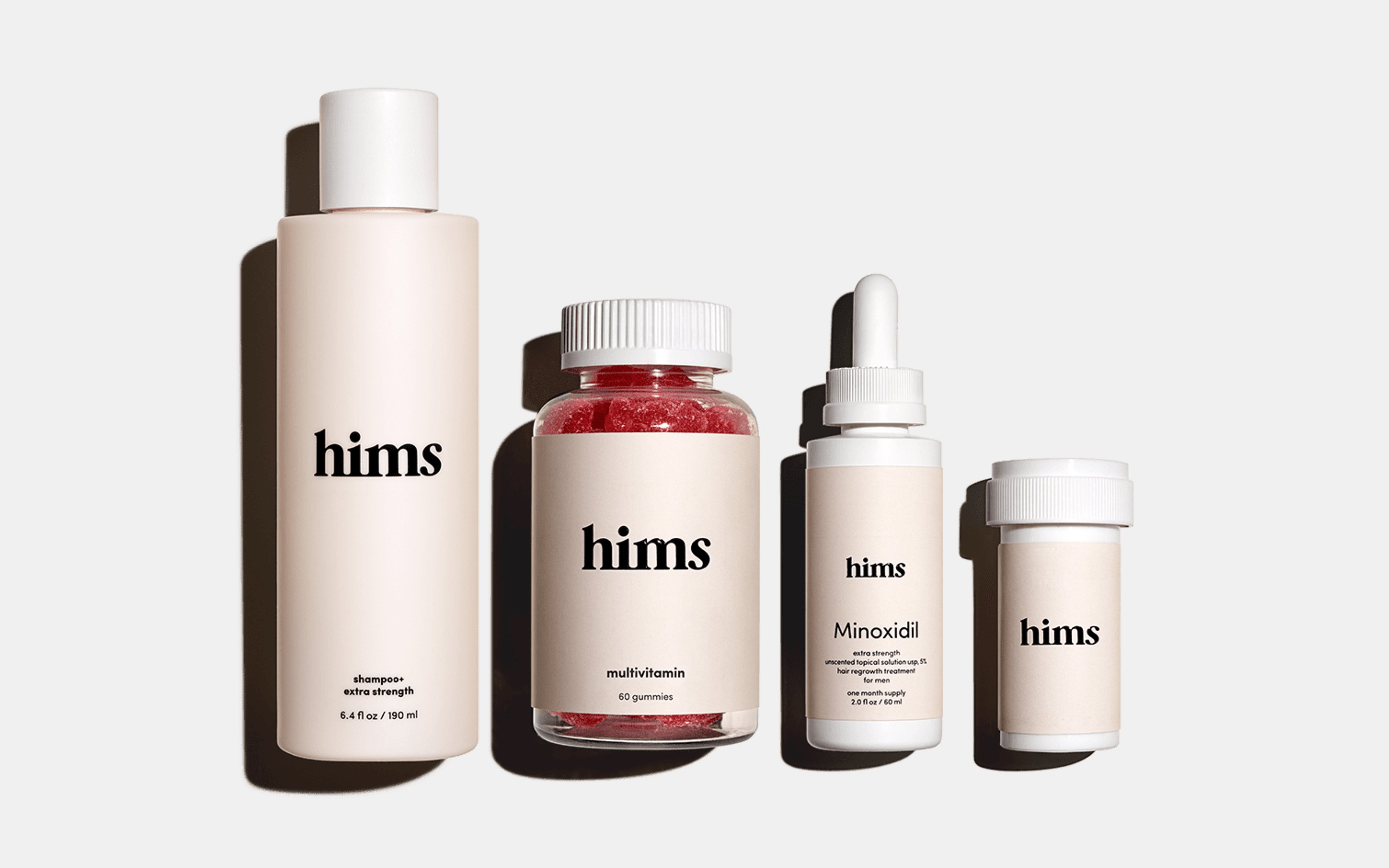 Hims Complete Hair Kit