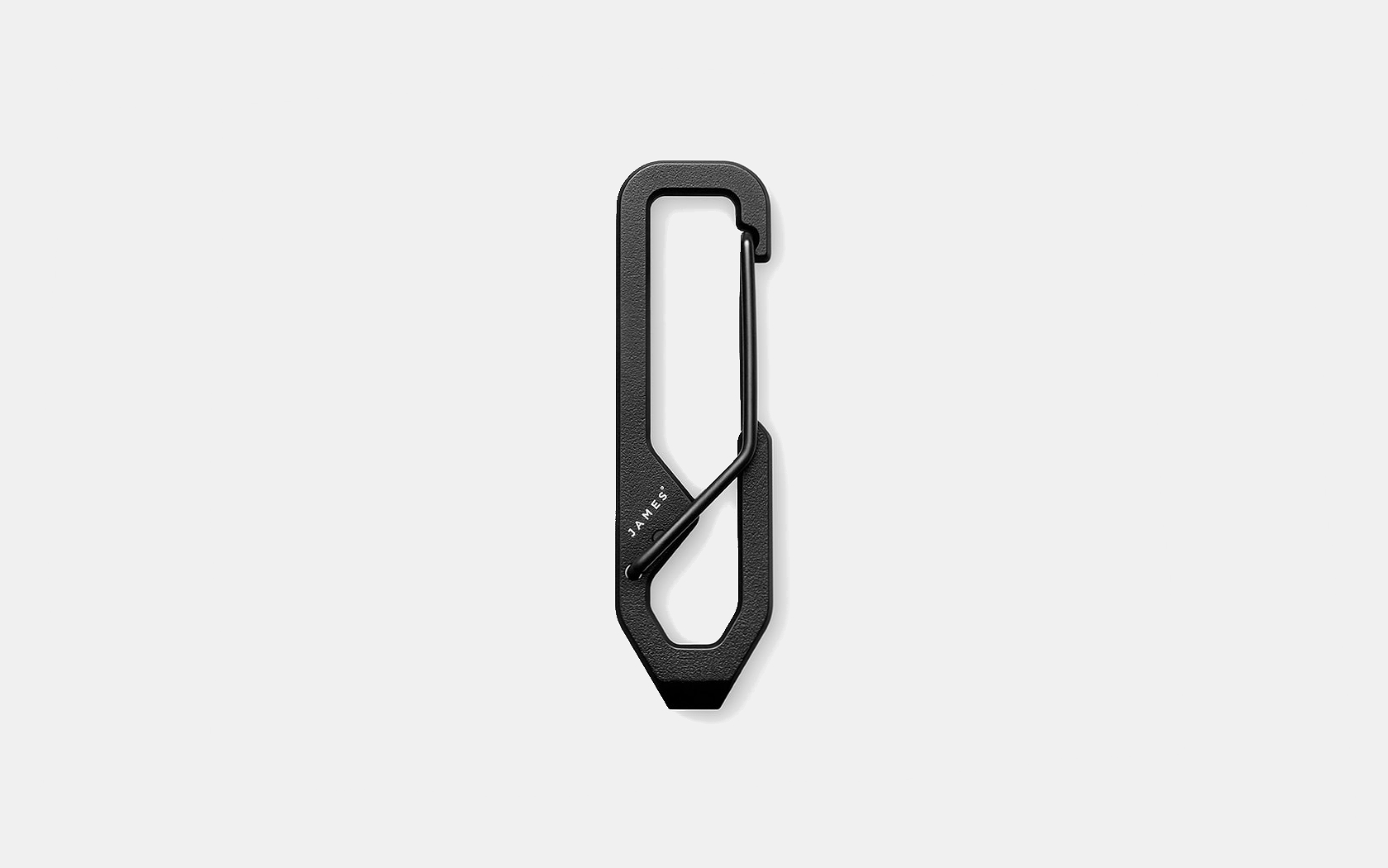 The James Brand Holcombe Carabiner