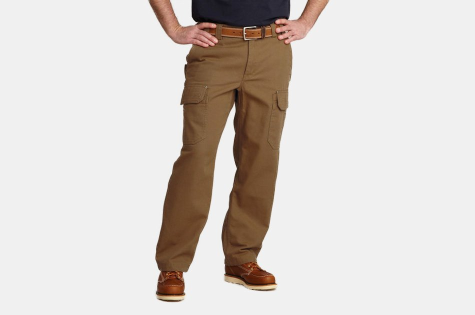 Duluth Trading Fire Hose Cargo Work Pants