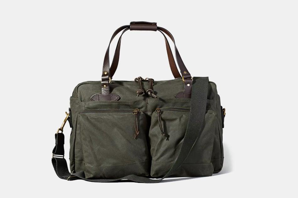 Filson 48-Hour Tin Cloth Duffle Bag