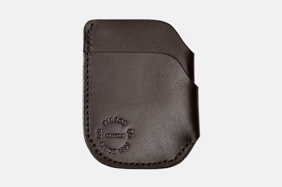Filson Front Pocket Cash & Card Wallet