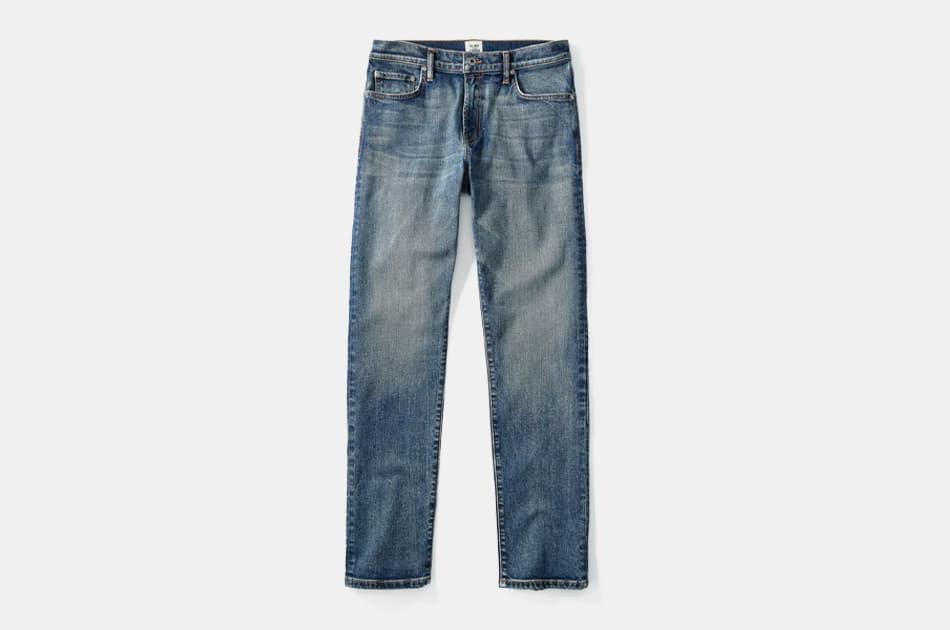 Flint and Tinder Stonewashed Jeans