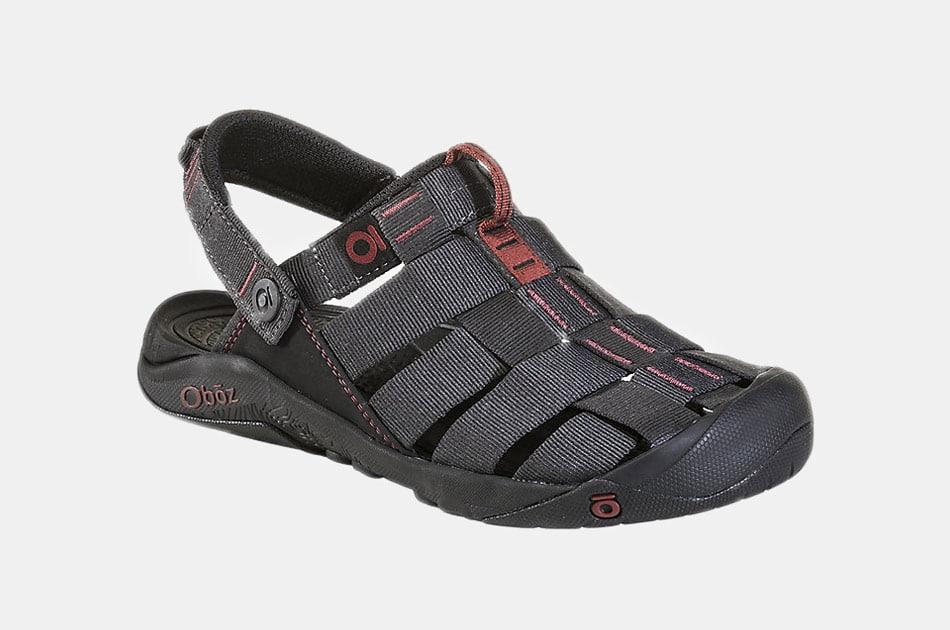 Oboz Men's Campster Sandals