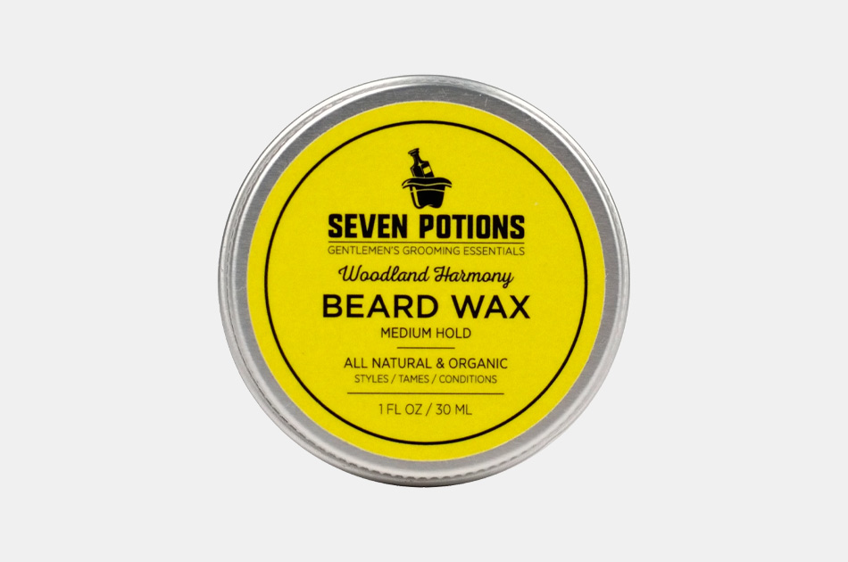 Seven Potions Beard Wax
