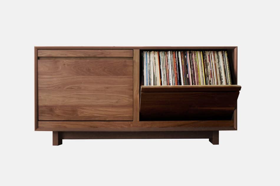 Symbol Audio Aero LP Storage Cabinet