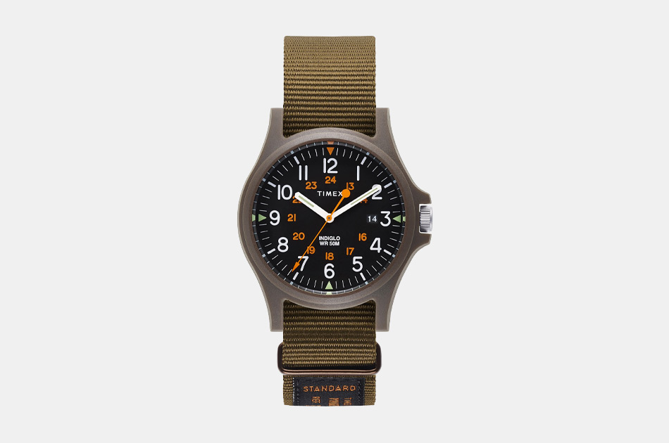 Timex Archive Acadia NATO Strap Watch