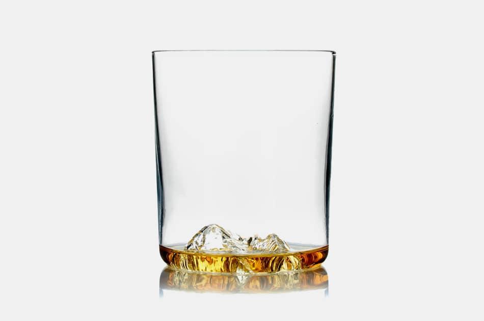 Whiskey Peaks Denali Whiskey Glasses