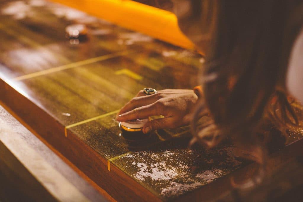 Billingsley Shuffleboard Table