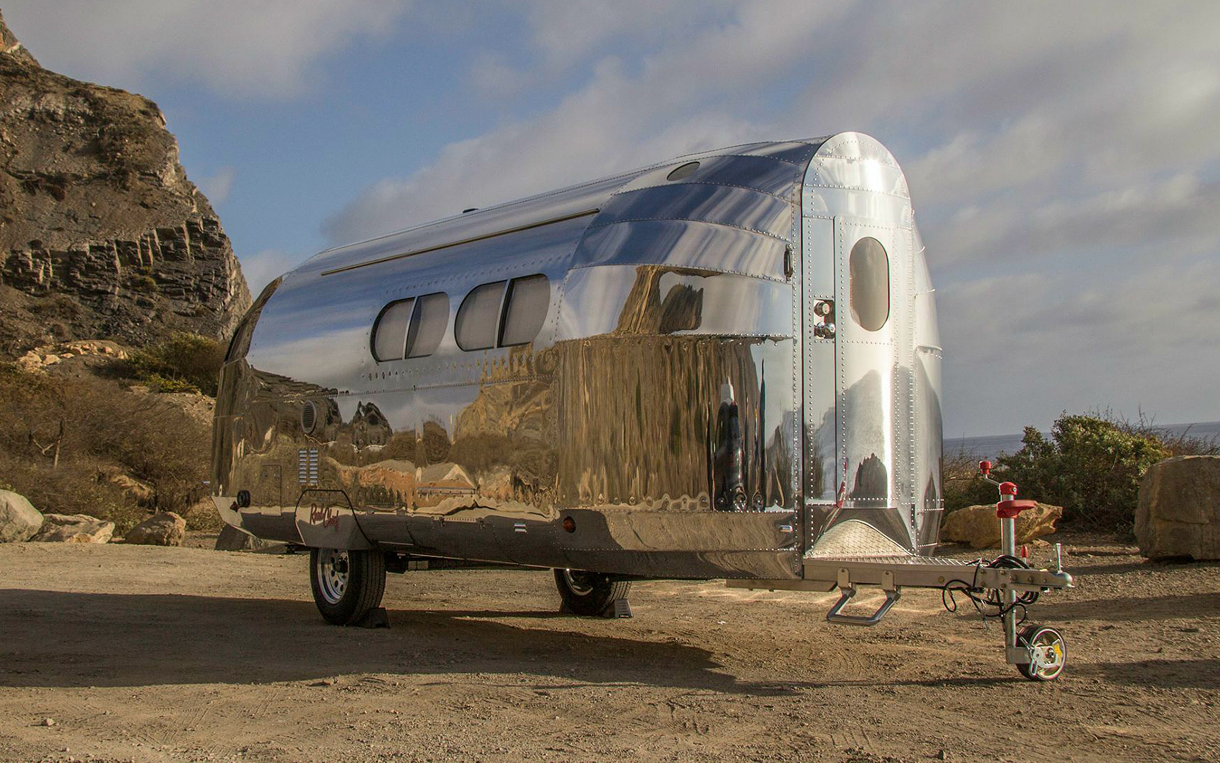 Bowlus Road Chief Endless Highways Travel Trailer