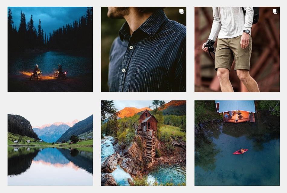 Huckberry Instagram