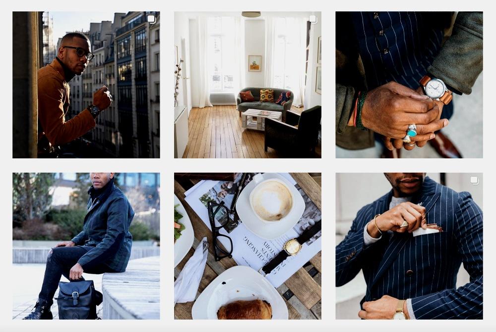Men's Style Pro Instagram