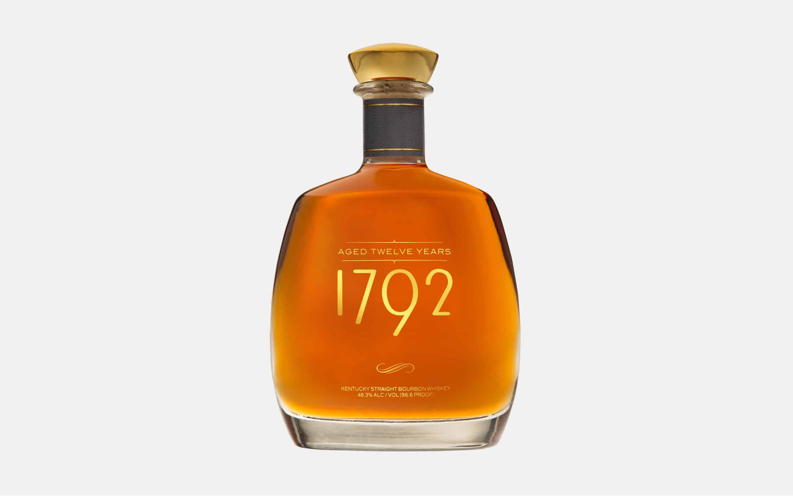 1792 Aged Twelve Years Kentucky Bourbon