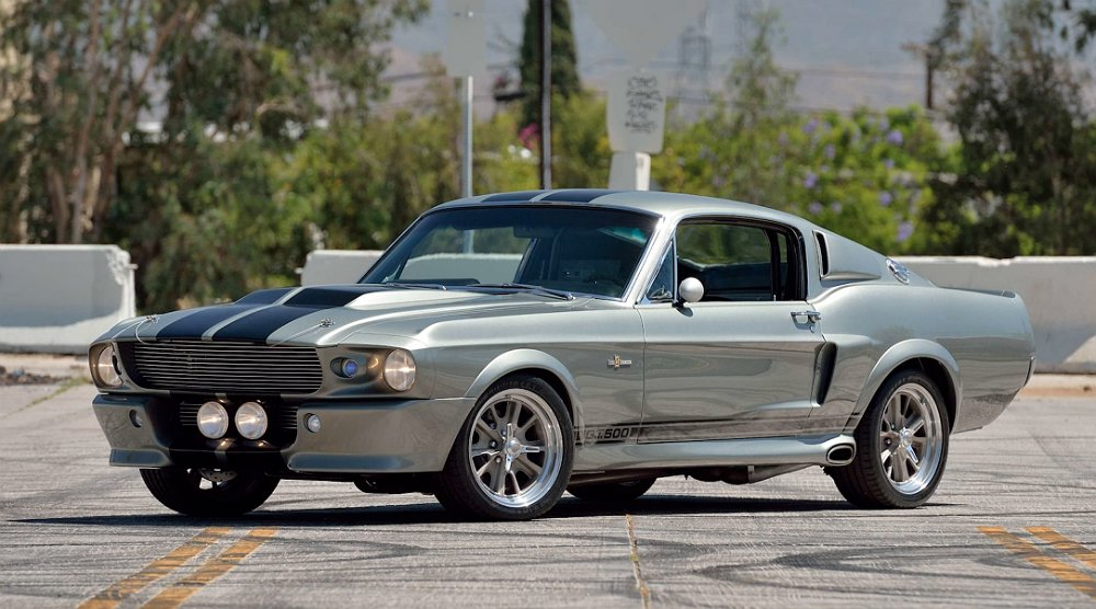 """1967 Ford Mustang """"Eleanor"""""""