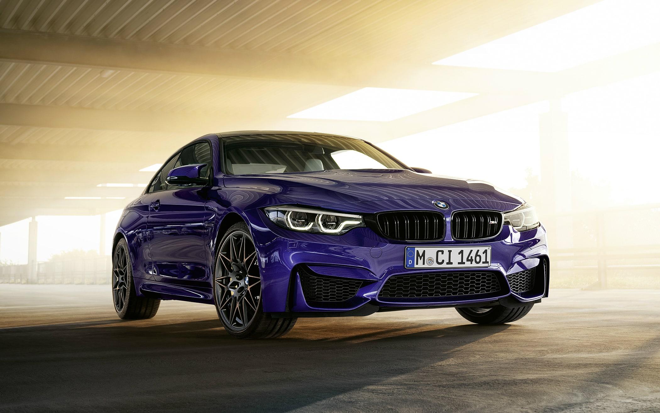 2020 BMW M4 Edition M Heritage
