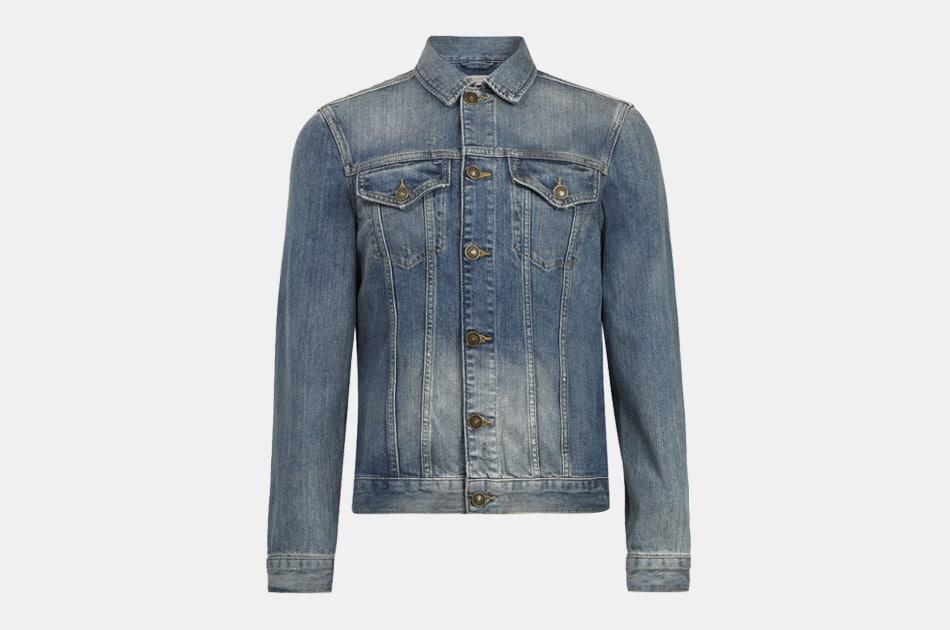 AllSaints Inverness Denim Jacket
