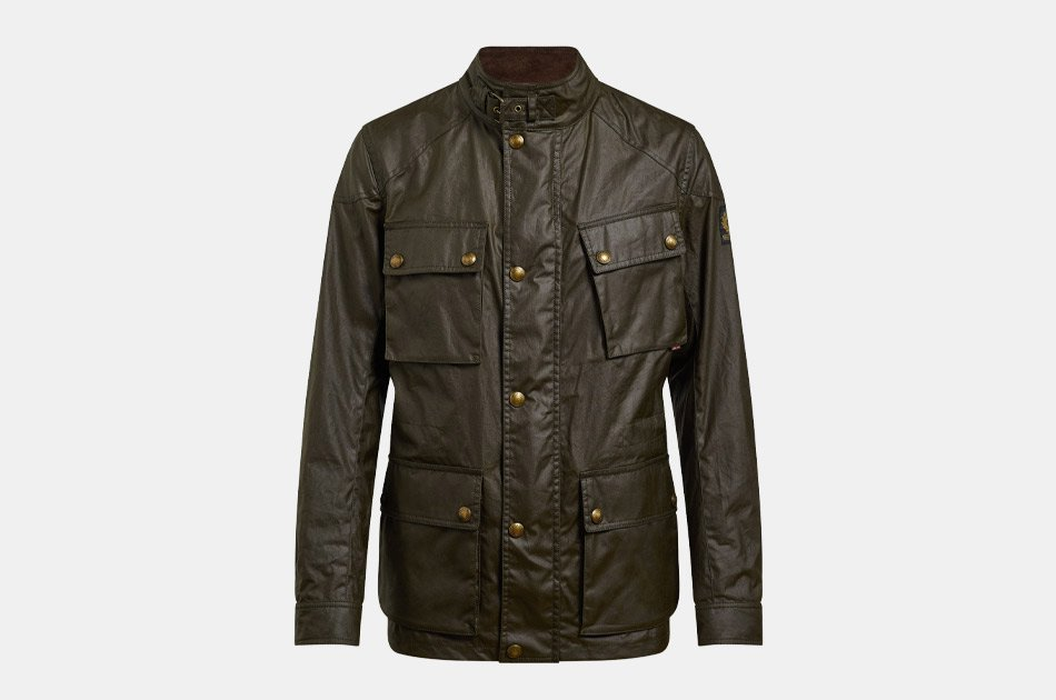 Belstaff Fieldmaster Waxed Jacket