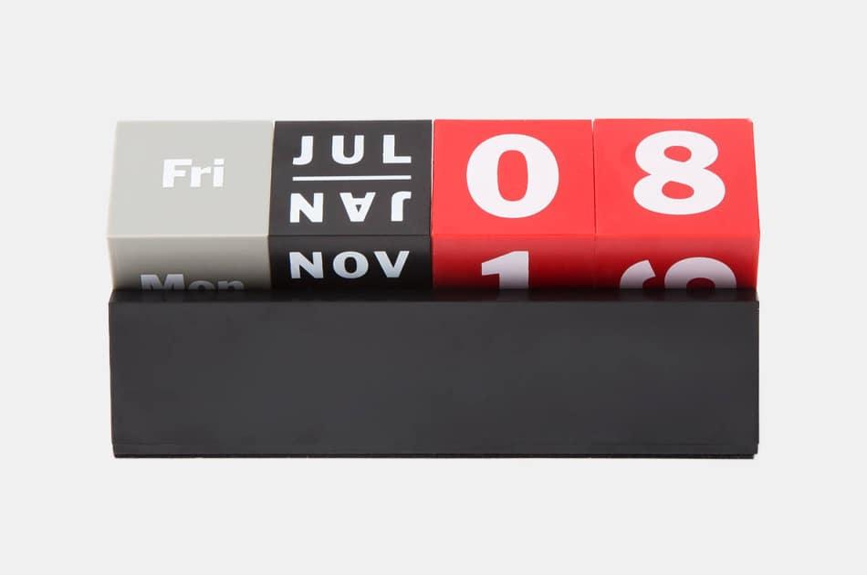 Block Daily Calendar