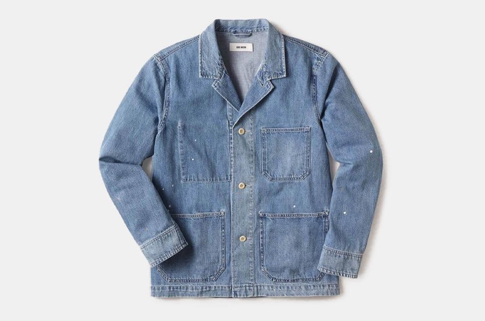 Buck Mason Denim Chore Jacket