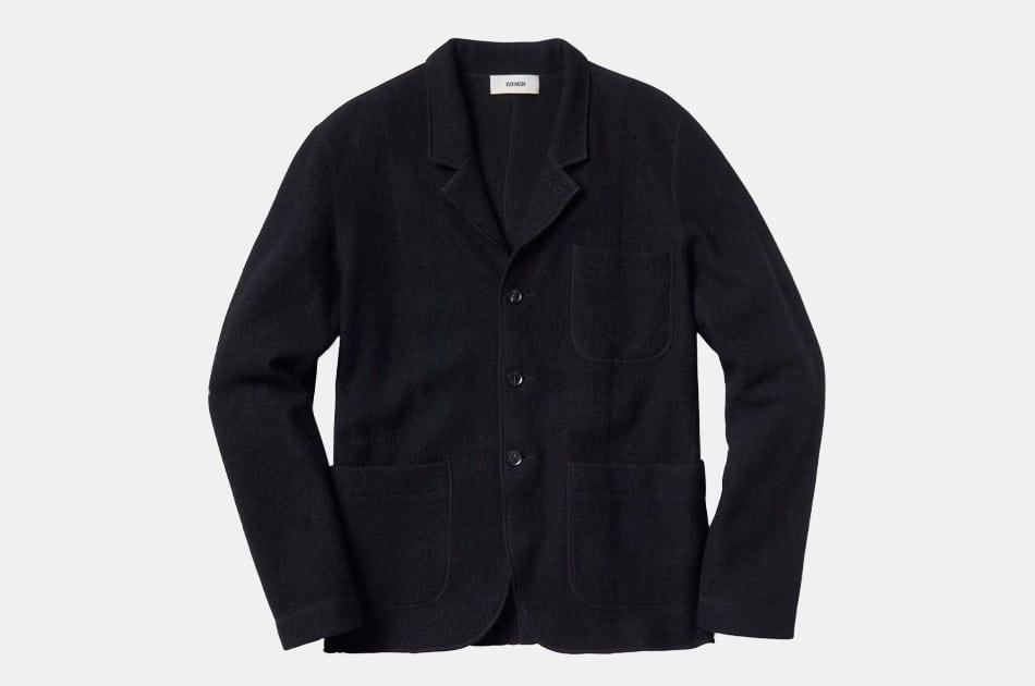 Buck Mason Felted Chore Coat