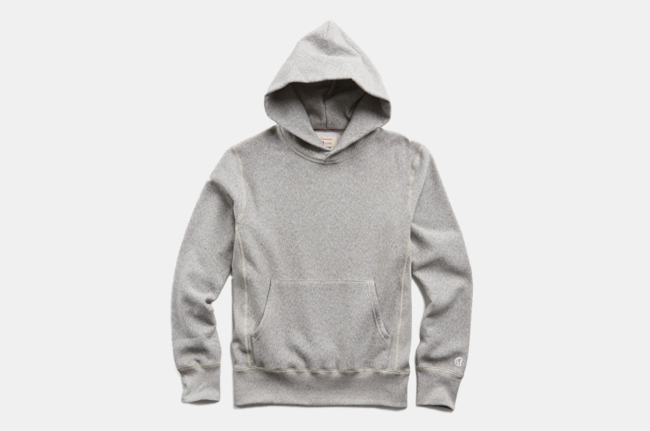 Todd Snyder x Champion Fleece Popover Hoodie