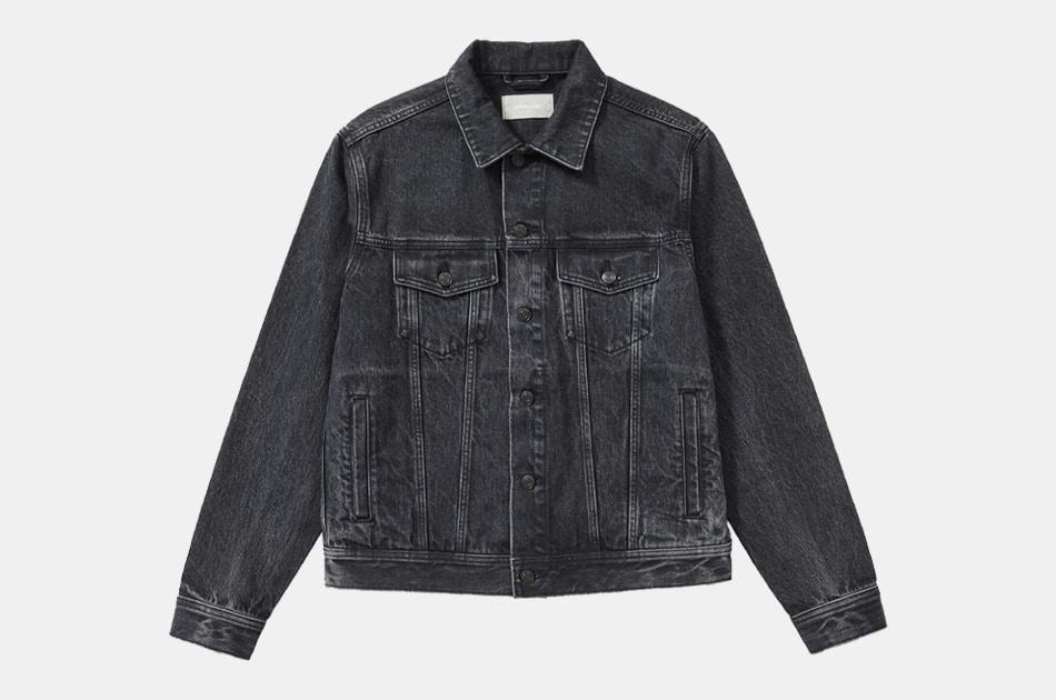 Everlane Denim Uniform Jacket