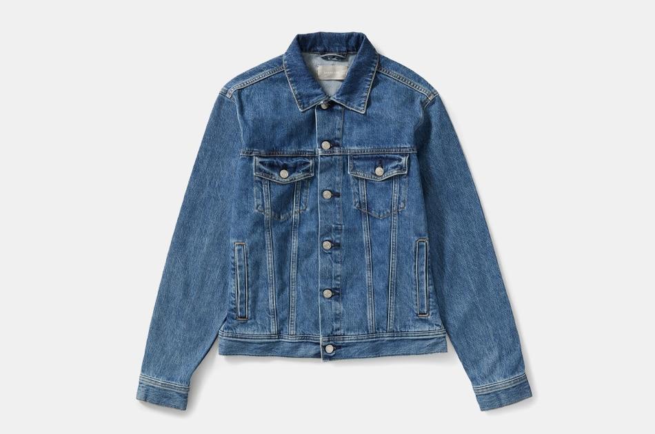 Everlane Uniform Denim Jacket
