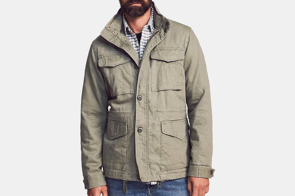 Faherty M65 Jacket