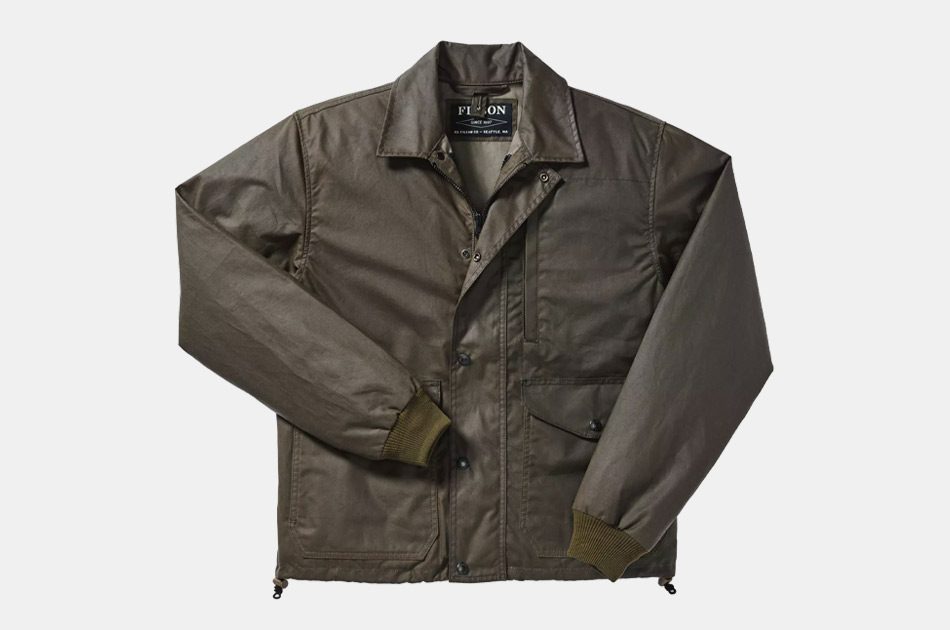 Filson Cover Cloth Aberdeen Work Jacket