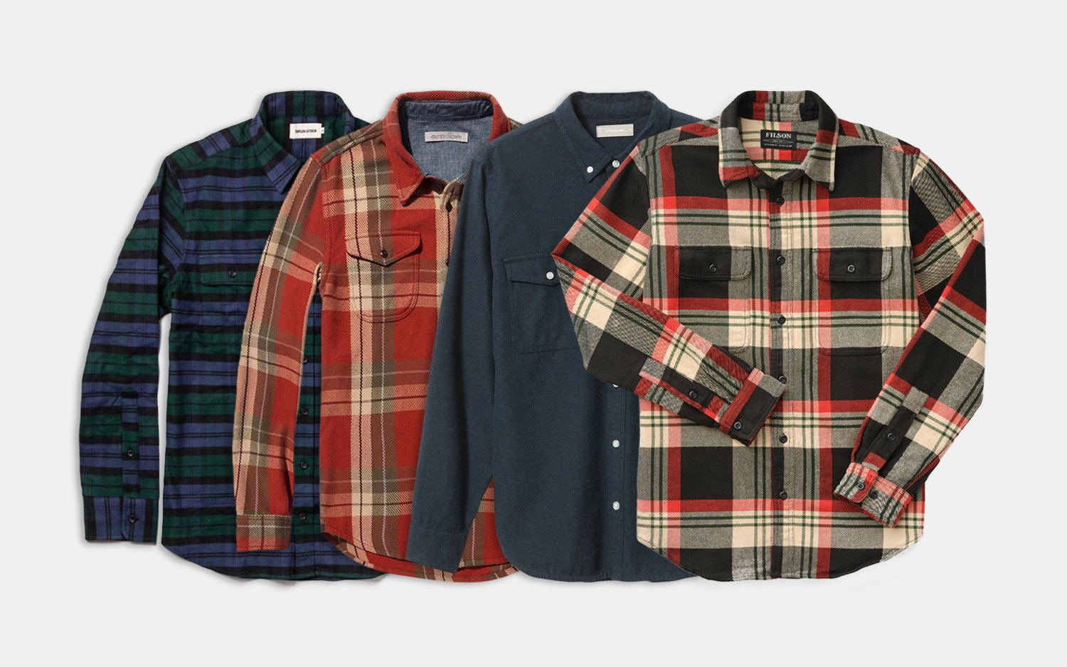 Best Mens Flannel Shirts