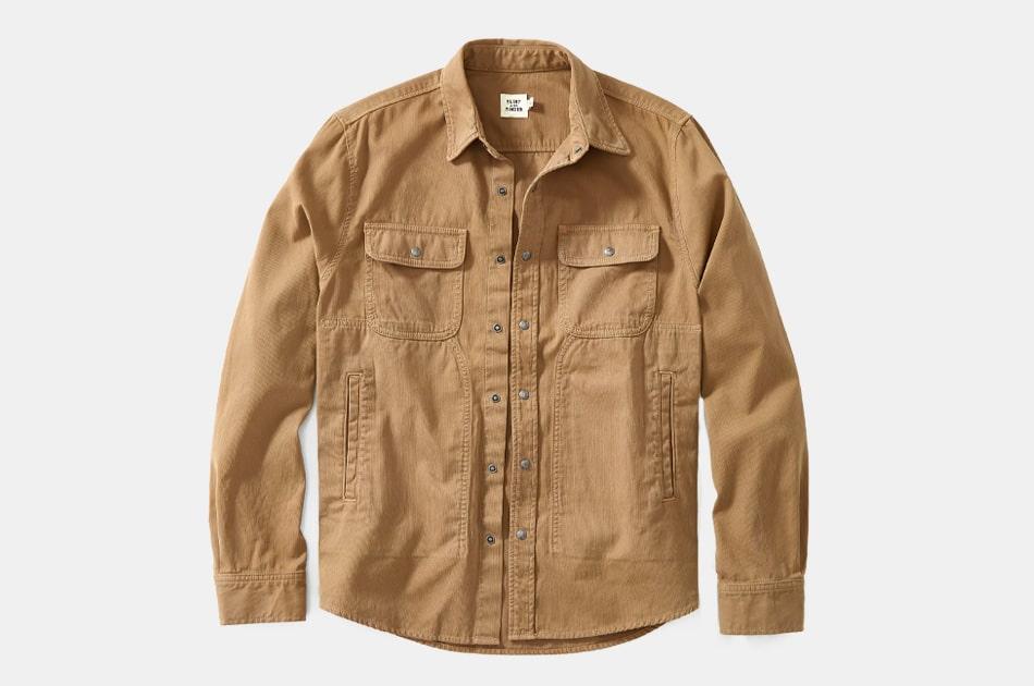 Flint and Tinder Bedford Camp Shirt