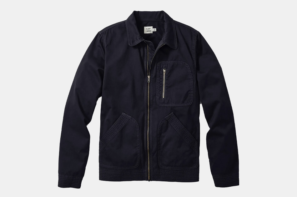 Flint and Tinder Flight Jacket
